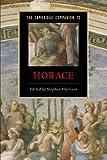 The Cambridge Companion to Horace, , 0521536847