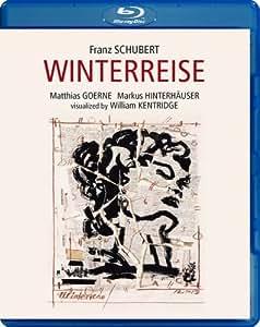 Schubert: Winterreise [Blu-ray]