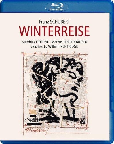 Franz Schubert: Winterreise (Blu-ray)