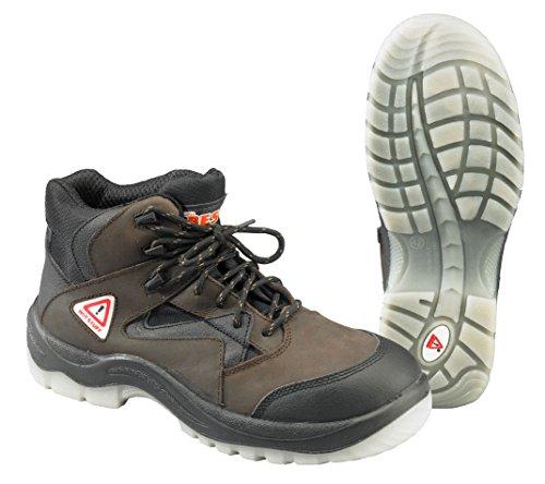Seba 673CE Schuh High S3, Größe 40, Braun