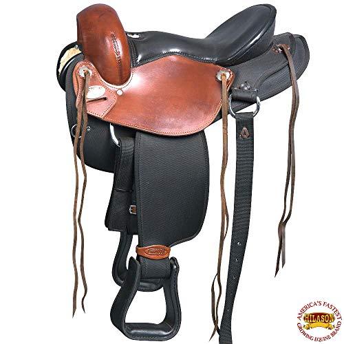Gaited Endurance Saddle - HILASON 17