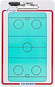 Champion Sports Dry-Erase Double Sided Coaches Clipboard