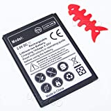 High Power 2700mAh Replacement Grade A+ Battery for Straight Talk/TracFone/Net10 Samsung Galaxy Luna S120VL with Additional valueable Accessory Smart Phone