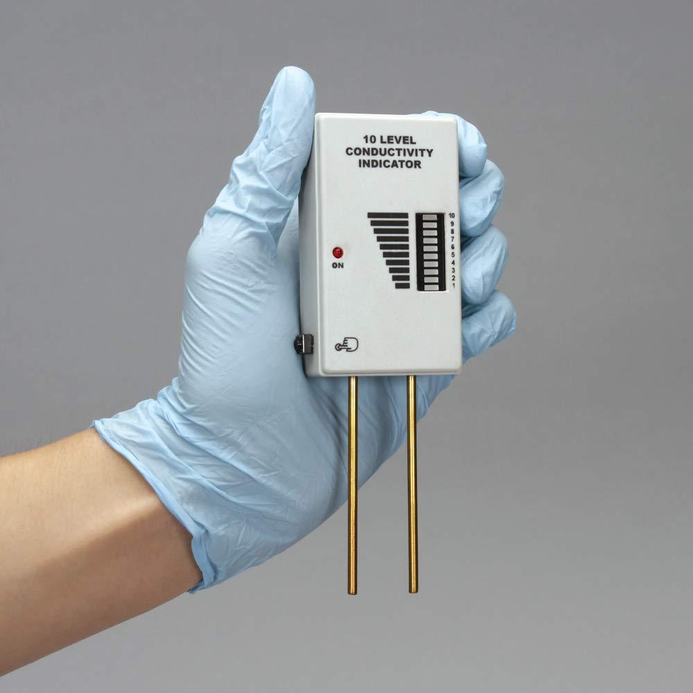 10-Level Conductivity Meter