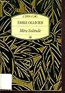 Mère solitude par Ollivier