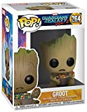 Funko Pop! Marvel Guardians of the Galaxy Vol. 2 Baby Groot #264 (With Candy)