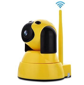 Cámara de seguridad 1280 * 720 Vigilancia Detector de movimiento para interior, con detección de personas, vehículos y animales: Amazon.es: Bricolaje y ...