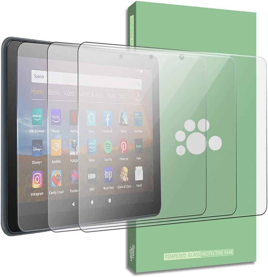 Protector de pantalla para Amazon Fire HD 8 antirreflejo--