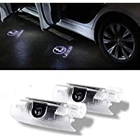 AutoPart Car Door Logo Projector Ghost Shadow Welcome...