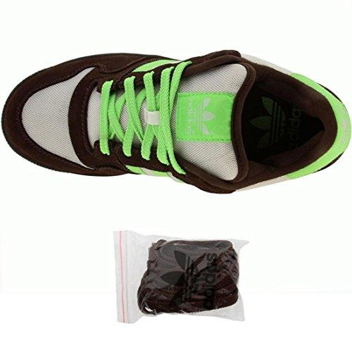 Adidas Mens Comptown St Espresso / Macaw / Gesso