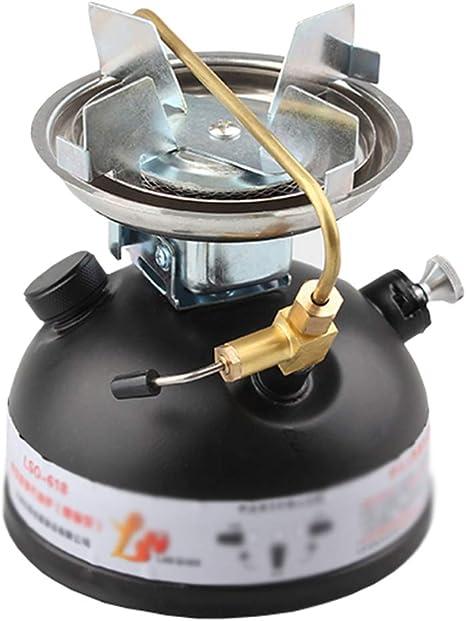 hanbinlyl - Hornillo de Metal Mini para Cocina de Gas ...