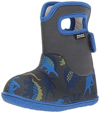 Amazon.com | Bogs Kids' Baby Dino Snow Boot | Snow Boots