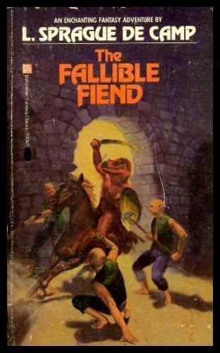 The Fallible Fiend (Novaria, Bk. 3), De Camp, L. Sprague