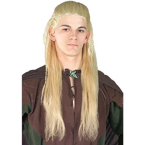 Generique Perruque Legolas Le Hobbit Adulte