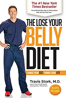 Book Cover: The Lose Your Belly Diet: Change Your Gut, Change Your Life
