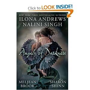 Angels of Darkness Nalini Singh, Ilona Andrews, Meljean Brook and Sharon Shinn