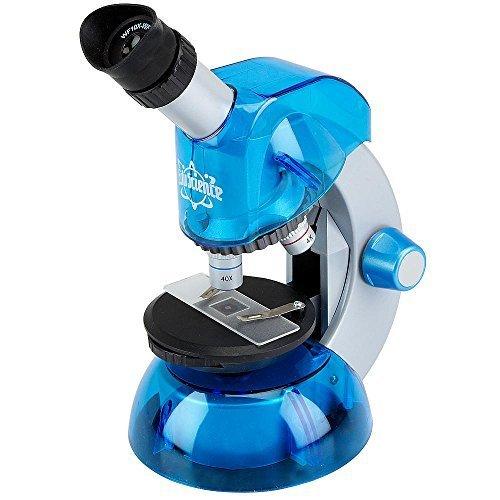 Edu Science M640x Microscope - Blue ()