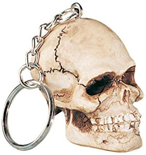Amazon Vintage Parts 79 Skull Key Chain Automotive
