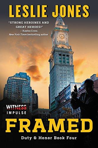 Framed: A Duty & Honor Novel cover