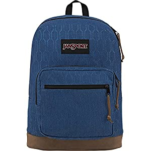 JanSport Right Pack Digital Edition (Navy Hex Hive)