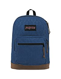 JanSport – Pack Digital Edition, Navy Hex Hive, Una talla