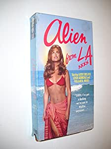 Alien from L.A. [VHS]