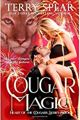 Cougar Magic (Heart of the Cougar) Paperback