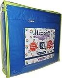 Mezzati Kids Toddler Teen Bedding - SALE - Best, Softest, Coziest Bed Sheets For Your Kid on Amazon! Brushed Microfiber - BONUS eBook!! (Blue, Full)