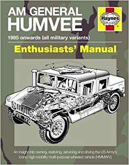 Am General Humvee: The US Army's iconic high-mobility multi-purpose on