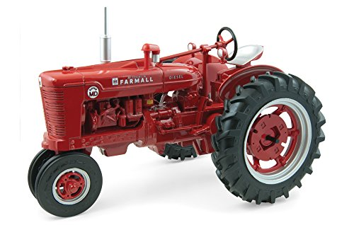 Ertl Collectibles Farmall Super MD - Authentics Model Ertl Diecast