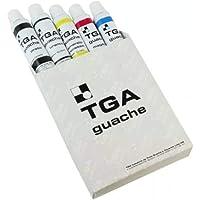 Tinta Guache Tga 5 Cores 25 Ml