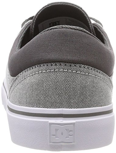 DC Shoes Trase TX Se, Baskets Homme Grau (Grey/ White Gwh)