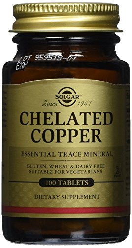 Buy form of copper supplement