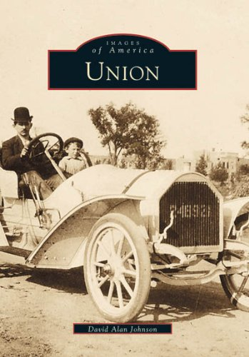 Union (NJ) (Images of America)