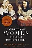 Handbook of Women Biblical Interpreters: A