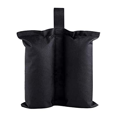 N/Z Sharous Weights Bag for Canopy Tent Gazebo Tent Leg Sandbags Outdoor Pop Up Canopy Tent Gazebo Weight Sand Bag Windproof Sandbag : Garden & Outdoor