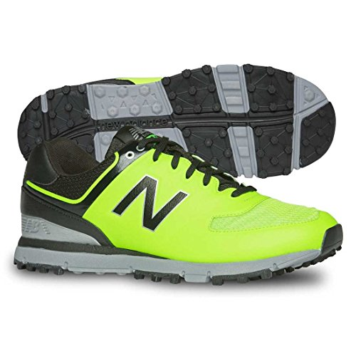 New Balance Men's nbg518 Golf Shoe, Lime, 11.5 D (New Lime Footwear)