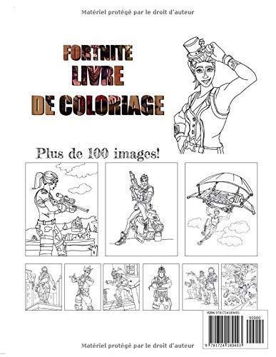 Livre De Coloriage Fortnite.Fortnite Livre De Coloriage Mega Edition Edition Limitee