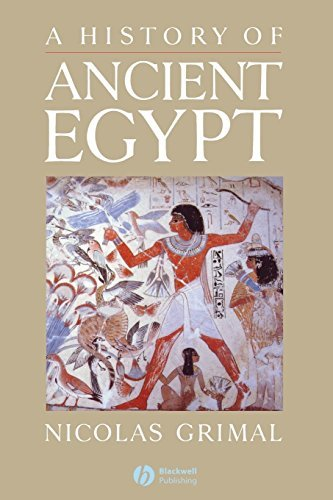 A History of Ancient Egypt by Nicolas Grimal (1994-07-19) (Nicolas Grimal A History Of Ancient Egypt)