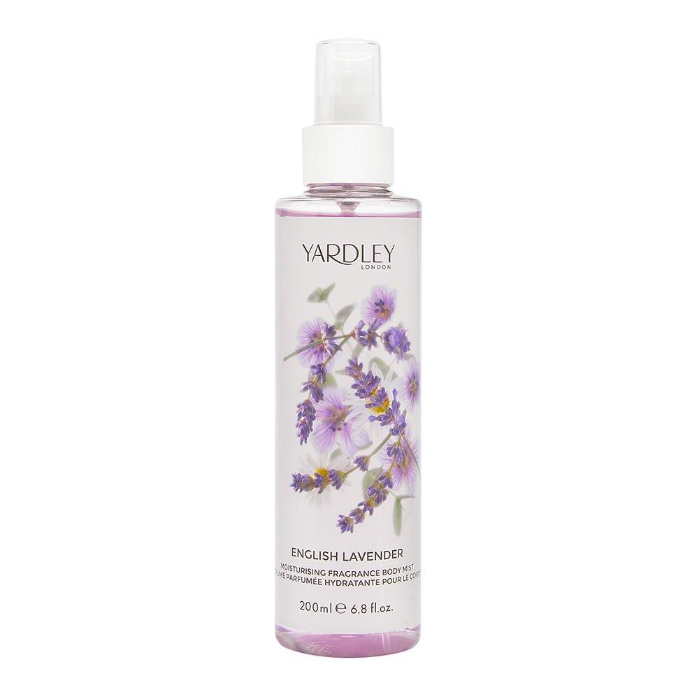 Yardley London inglese lavanda fragranza Mist 200ml HCL Y7210052-6