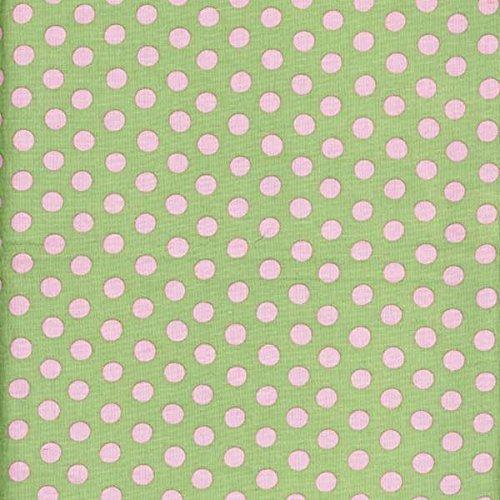 (Free Spirit Fabrics Kaffe Fassett Perennials Spot Dot Mint)