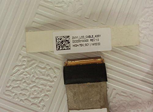Nbparts NEW for Lenovo IdeaPad YOGA 2 11 Y40 Y40-70 Y40-80 LCD cable ZIVY1 dc02001wa00