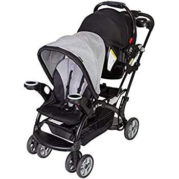 Amazoncom Baby Trend Sit N Stand Ultra Tandem Stroller