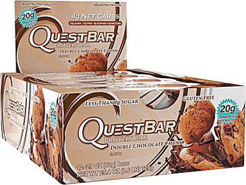 quest bar chocolate lovers - 9