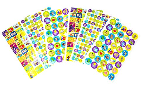 Playskool 400+ Reward Stickers Booklet (Best Practices Of Schools On Effective Grading)