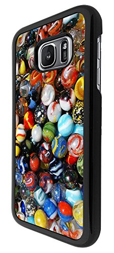 1024 - Cool Fun Cute Retro Marbles Cats Eyes Milky Way Games Nostalgia Design For Samsung Galaxy S7 Edge G935 Fashion Trend CASE Back COVER Plastic&Thin Metal - - Cat Eye Milky