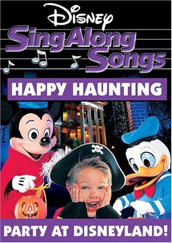 Disney's Sing-Along Songs - Happy Haunting -