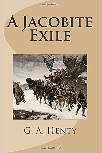 Book A Jacobite Exile