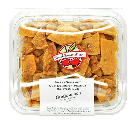 Brittle Candy (Old Dominion's Peanut Brittle Candy-2Lb by SweetGourmet)