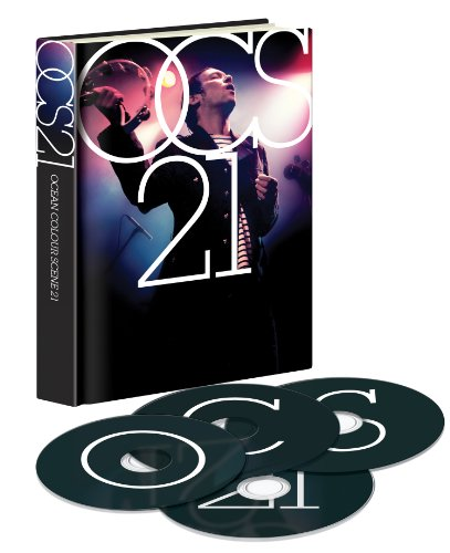 21: The Boxset [4 CD Box Set] - Ocean Colour